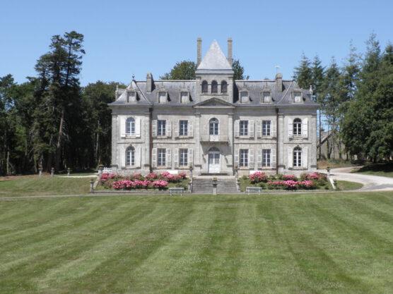 Location du chateau et du parc